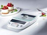 Весы электронные кухонные на солнечной батарее белые 5кг/1гр Soehnle Easy Solar 66183