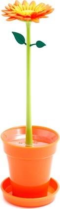 Ёрш для стеклянной посуды Vigar Flower Power 2440