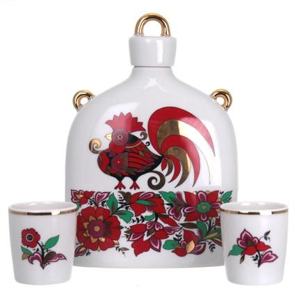 Набор для вина Красный петух, ИФЗ Славянский 81.24447.00.1
