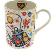 Кружка Top Art Studio Любимый чай, 325мл XTOPLOV1059