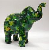 Копилка Слон ZARA тёмно-зелёный Pomme-Pidou 148-00264/6