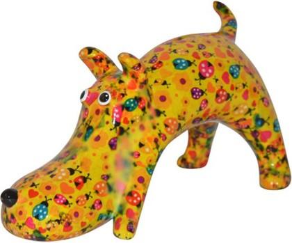 Копилка Pomme-Pidou Дог Elvis жёлтая 148-00269/2