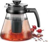 Стеклянный чайник Tescoma Teo 1.25л с ситечками для заваривания 646622.00