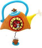 Настенные часы Приятное чаепитие, 23см Enesco P8024