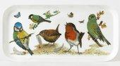 Поднос Roy Kirkham Садовые птицы, 30x15см XGARDB1705