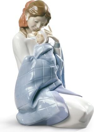 Статуэтка фарфоровая Мой ребёнок (My Baby) 22см NAO 02000525