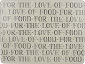Подставки под тарелки на стол Creative Tops Знатокам еды, 30x23см, 6шт, пробка 5226139