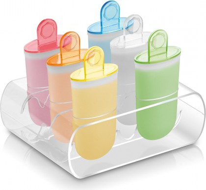 Формочки для мороженого, 6шт Tescoma Bambini 668220.00