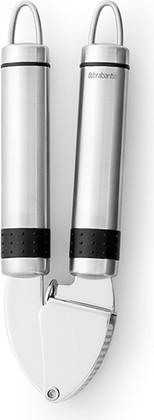 Пресс для чеснока Brabantia Profile без съемных частей, нерж. сталь 211249