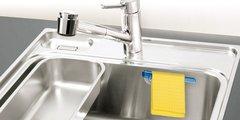 Вешалка для салфетки Tescoma Clean Kit в раковине 900634.00