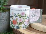 Кружка Растущие розы Цветы, 330мл Creative Tops 5130581