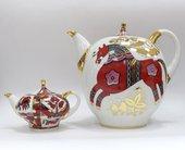 Комплект чайников Красный конь, ИФЗ Новгородский 81.10353.00.1