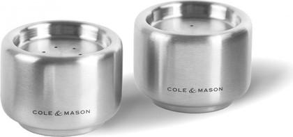 Cole & Mason Набор солонка и перечница Cole&Mason Burley H101949