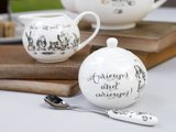 Сахарница и молочник Creative Tops V&A Алиса в стране чудес, набор 5227082