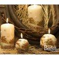 "Bartek Candles REN Свеча ""Олени"" - образ коллекции B, шар, диаметр 80мм, артикул 5907602653083"