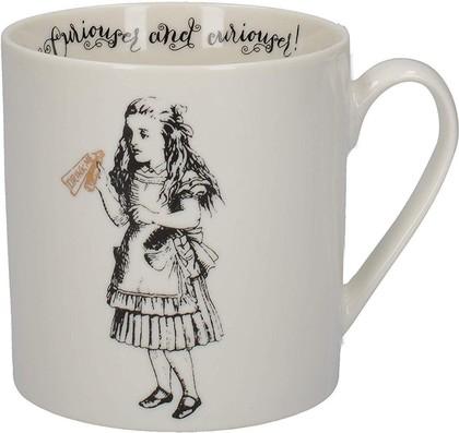 Кружка Creative Tops V&A Alice In Wonderland Алиса, 350мл C000048