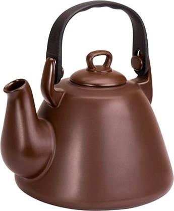 Ceraflame TROPEIRO Чайник керамический, цвет - шоколадный, 2,3л, артикул N53239