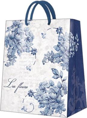 Пакет подарочный бумажный Paw Нежность 26.5x33.5x13см AGB017905