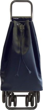 Сумка-тележка Rolser SuperSac, поворотные колёса, складная, чёрная SPS003negro