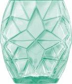 Набор зелёных стаканов Prezioso, 4шт 500мл Luigi Bormioli 11588/01