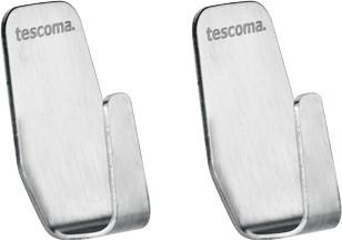 Крючки 2шт из нержавеющий стали Tescoma Presto 420843.00