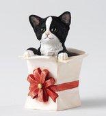 Статуэтка Котёнок Лучший подарок 7см Enesco CA04206