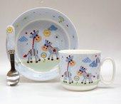 Набор посуды для мальчика Солнышко The Leonardo Collection LP33397