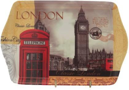 Поднос Новый Лондон, 21x14см The Leonardo Collection LP99761