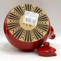 Чайник керамический, красный, 1.7л Ceraflame COLONIAL N522619