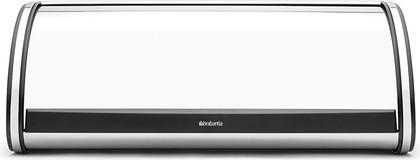 Хлебница Brabantia, полированная сталь, чёрный 132841