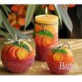 "Bartek Candles FRUITS RUSTIC Свеча ""Спелые фрукты"" - образ коллекции A, блок 70х70х90мм, артикул 5907602647877"