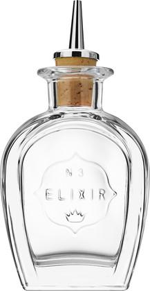 Бутылка с пробковой крышкой Elixir №3 100мл Luigi Bormioli 12274/01