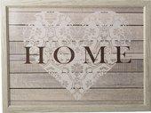 Поднос на подушке Creative Tops Любимый Дом, 44x34см 5166899