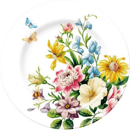 Тарелка Creative Tops Katie Alice Английский Сад Флорал, 19см SP3924