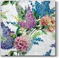 Салфетки Весенняя лилия, 33x33, 20шт Paw SDL084900