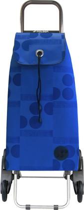 Сумка-тележка хозяйственная синяя Rolser RD6 IMX045azul