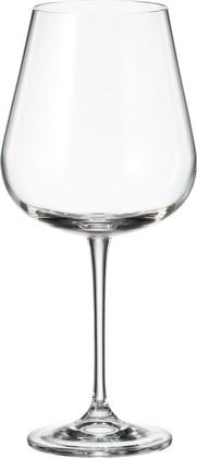 Фужеры для вина 670мл, 6шт. Амундсен Crystalite Bohemia 1SF57/670
