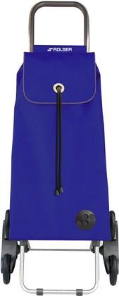 Сумка-тележка хозяйственная синяя Rolser RD6 IMX003azul