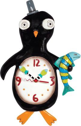 Настенные часы Пингви, 36см Enesco P1262