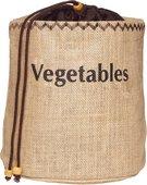 Мешок для хранения овощей KitchenCraft Natural Elements JVVS