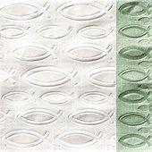 Салфетки для декупажа Paper+Design Ихтис, 33x33см, 16шт 24006