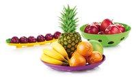 Миска-дуршлаг для овощей и фруктов продолговатая, 45см Tescoma VITAMINO 642788.00