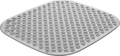 Коврик для раковины Tescoma Clean Kit 32x28см, серый 900638.43