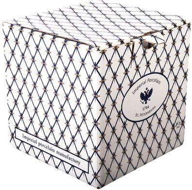 Фирменная упаковка-коробка Кубик средний, 13х16х13см ИФЗ 14.70005.01