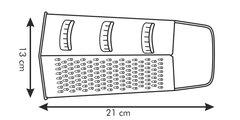 Тёрка шестигранная Tescoma Handy 643744.00