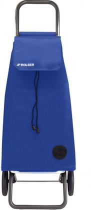 Сумка-тележка хозяйственная синяя Rolser RG MOUNTAIN MOU001azul