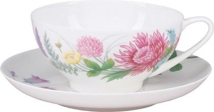 Чайная пара ИФЗ Купольная, Полевые цветы 81.23107.00.1