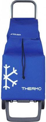 Термосумка-тележка хозяйственная синяя Rolser JOY JET THERMO JET010azul
