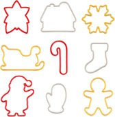 Формочки для печенья Tescoma Delicia Рождественские, 9шт 630901.00