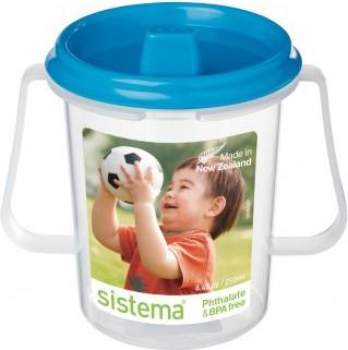 Детская чашка Sistema Hydrate с носиком, 250мл 67